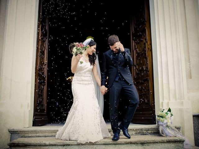 Il matrimonio di Brigitte e Aldo a San Francesco al Campo, Torino 77