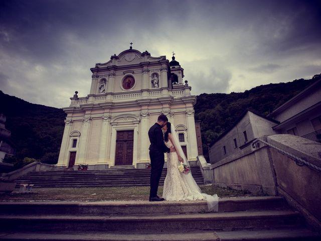 Il matrimonio di Brigitte e Aldo a San Francesco al Campo, Torino 80