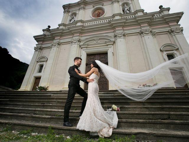 Il matrimonio di Brigitte e Aldo a San Francesco al Campo, Torino 82