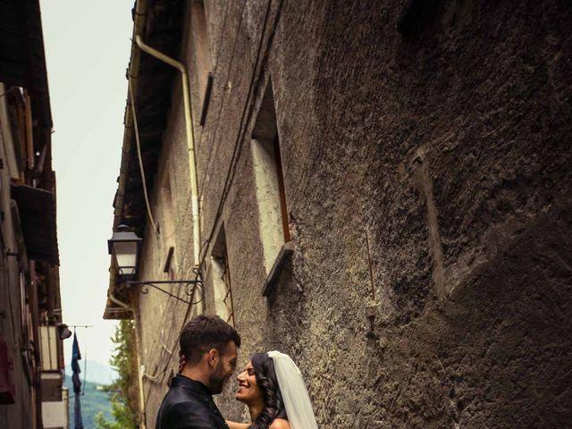 Il matrimonio di Brigitte e Aldo a San Francesco al Campo, Torino 84