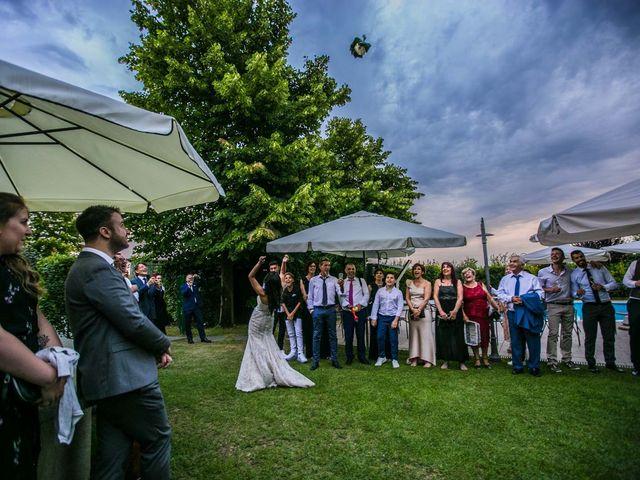 Il matrimonio di Brigitte e Aldo a San Francesco al Campo, Torino 92