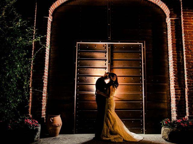 Il matrimonio di Brigitte e Aldo a San Francesco al Campo, Torino 99