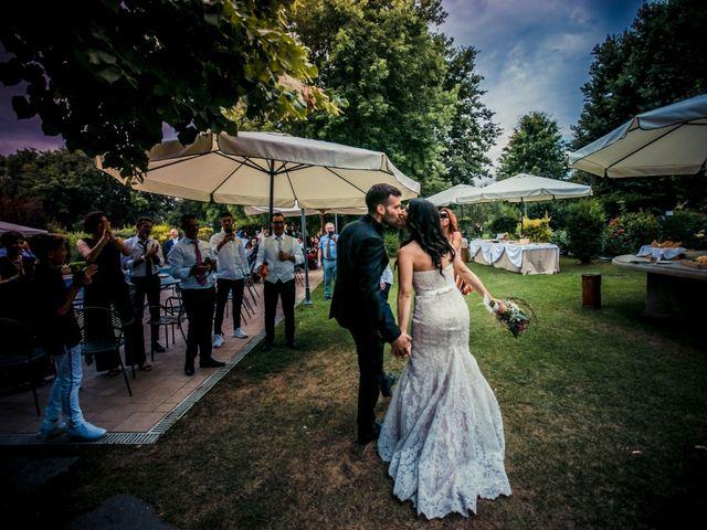 Il matrimonio di Brigitte e Aldo a San Francesco al Campo, Torino 100