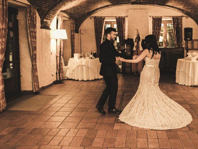 Il matrimonio di Brigitte e Aldo a San Francesco al Campo, Torino 101