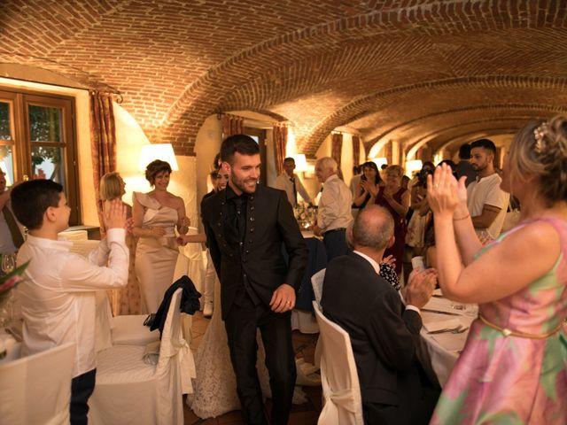 Il matrimonio di Brigitte e Aldo a San Francesco al Campo, Torino 102