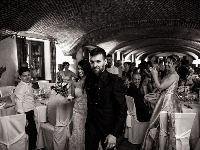 Il matrimonio di Brigitte e Aldo a San Francesco al Campo, Torino 103