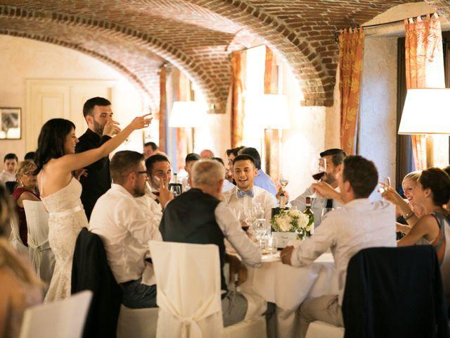Il matrimonio di Brigitte e Aldo a San Francesco al Campo, Torino 104
