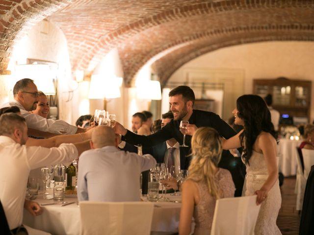 Il matrimonio di Brigitte e Aldo a San Francesco al Campo, Torino 105