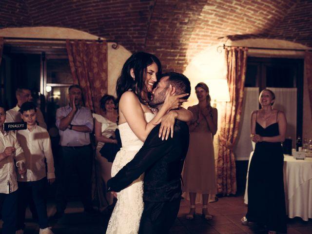 Il matrimonio di Brigitte e Aldo a San Francesco al Campo, Torino 108