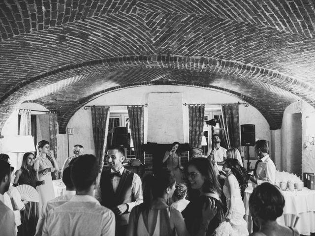 Il matrimonio di Brigitte e Aldo a San Francesco al Campo, Torino 109