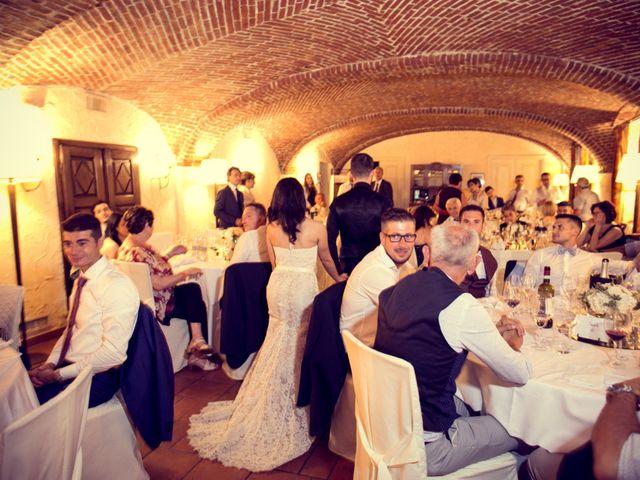Il matrimonio di Brigitte e Aldo a San Francesco al Campo, Torino 115