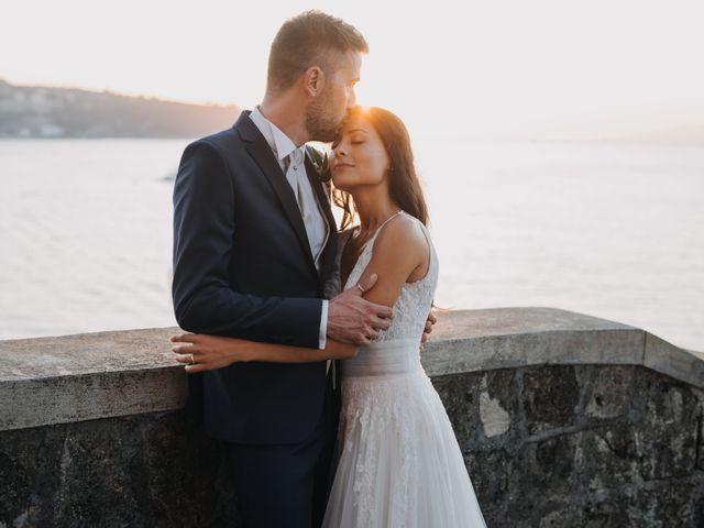 Le nozze di Gianluca e Nathalie