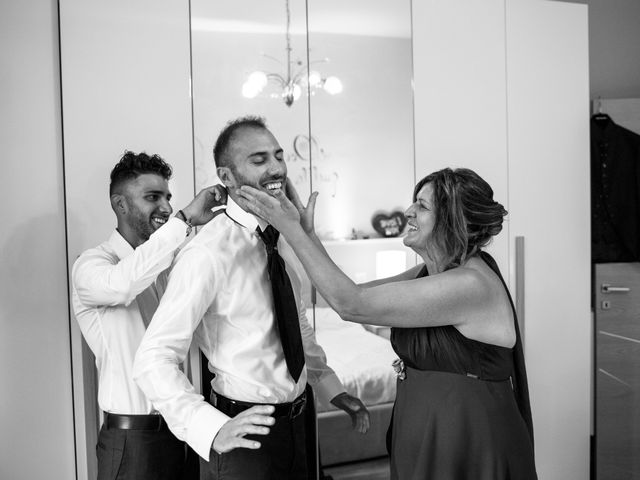 Il matrimonio di Dario e Federica a Chianni, Pisa 10