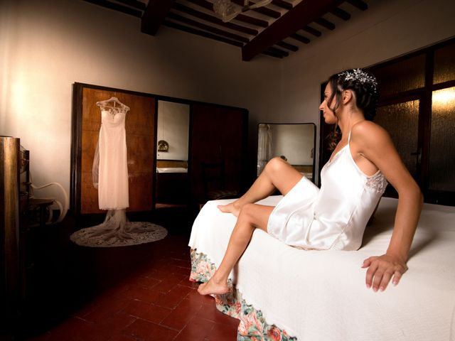 Il matrimonio di Dario e Federica a Chianni, Pisa 19