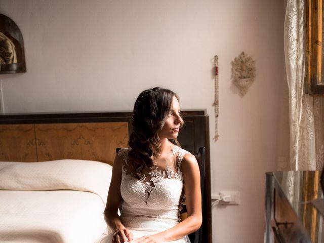 Il matrimonio di Dario e Federica a Chianni, Pisa 20