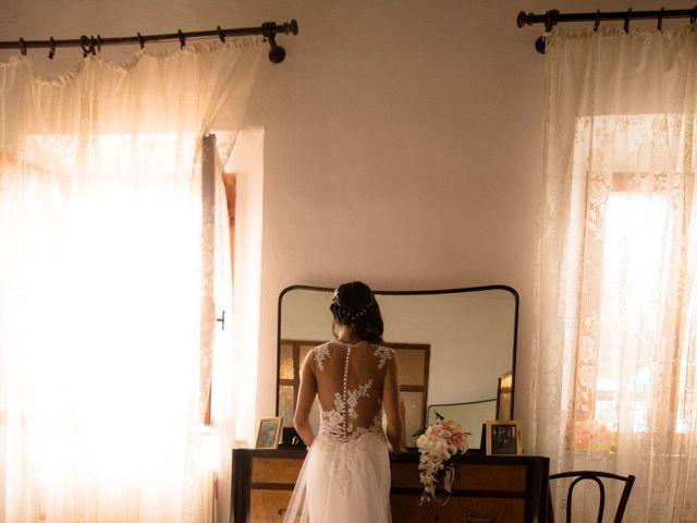 Il matrimonio di Dario e Federica a Chianni, Pisa 22
