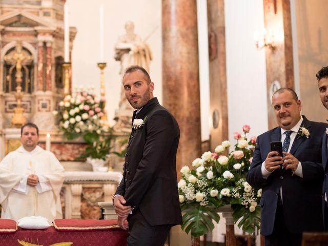 Il matrimonio di Dario e Federica a Chianni, Pisa 25