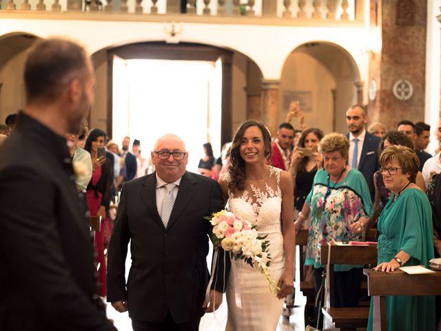Il matrimonio di Dario e Federica a Chianni, Pisa 26