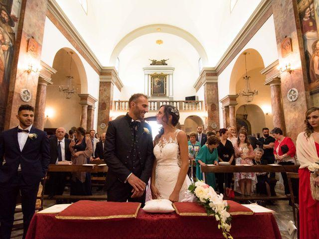 Il matrimonio di Dario e Federica a Chianni, Pisa 27