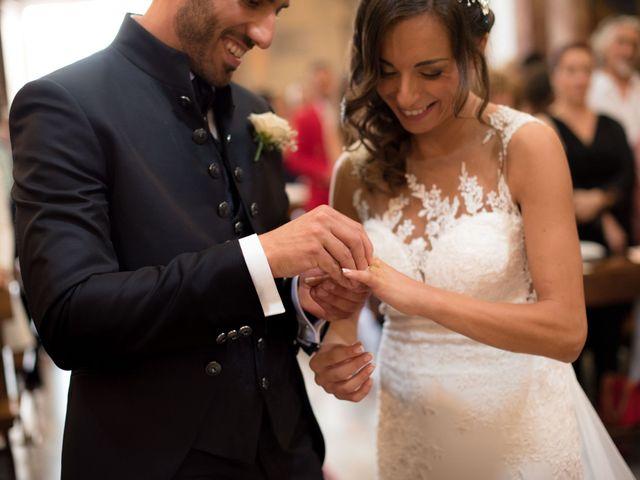 Il matrimonio di Dario e Federica a Chianni, Pisa 29