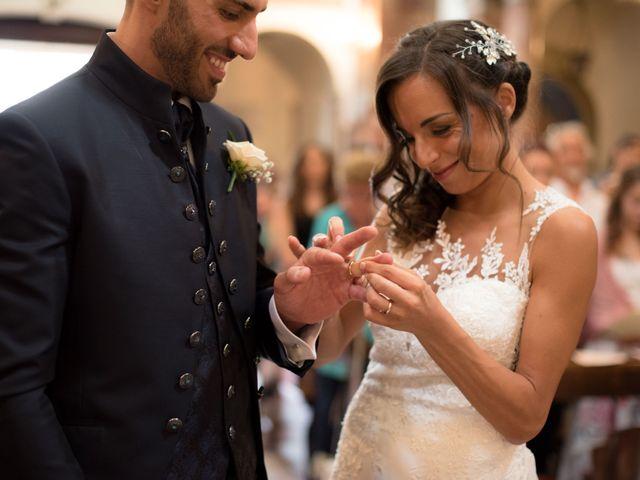 Il matrimonio di Dario e Federica a Chianni, Pisa 30
