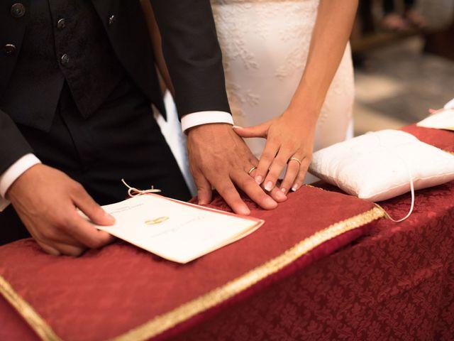 Il matrimonio di Dario e Federica a Chianni, Pisa 31