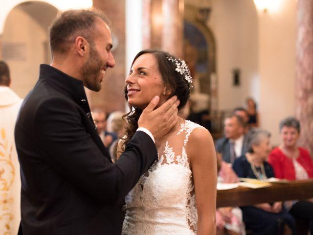 Il matrimonio di Dario e Federica a Chianni, Pisa 32