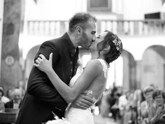 Il matrimonio di Dario e Federica a Chianni, Pisa 33