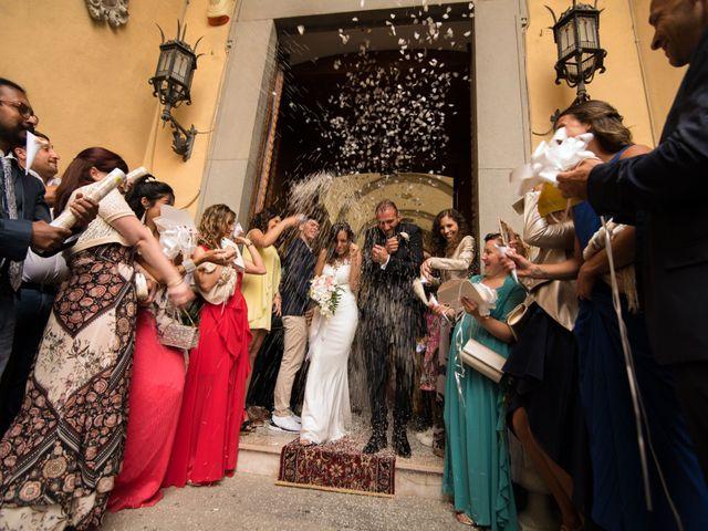 Il matrimonio di Dario e Federica a Chianni, Pisa 34