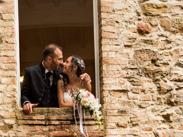 Il matrimonio di Dario e Federica a Chianni, Pisa 36