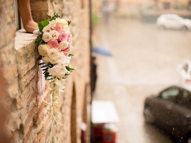 Il matrimonio di Dario e Federica a Chianni, Pisa 37
