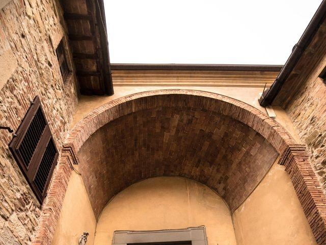 Il matrimonio di Dario e Federica a Chianni, Pisa 1