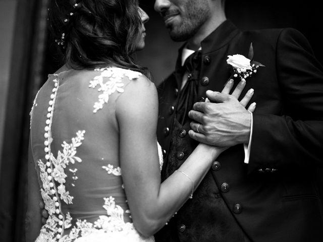 Il matrimonio di Dario e Federica a Chianni, Pisa 39