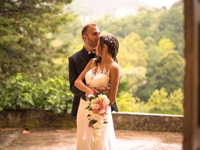 Il matrimonio di Dario e Federica a Chianni, Pisa 42