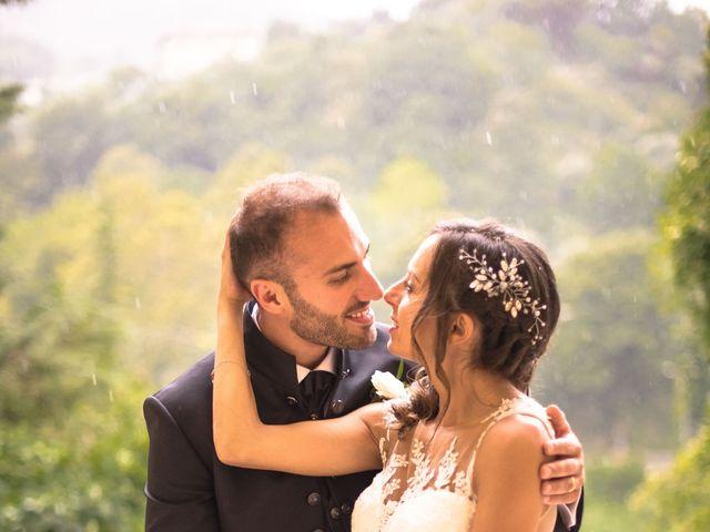 Il matrimonio di Dario e Federica a Chianni, Pisa 43