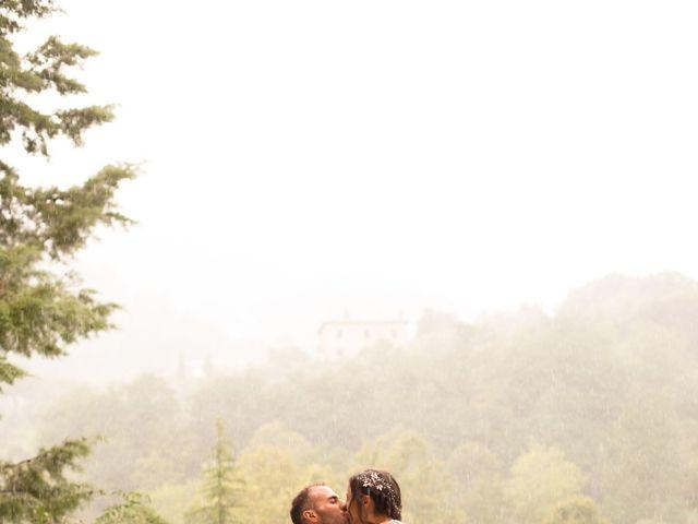 Il matrimonio di Dario e Federica a Chianni, Pisa 2