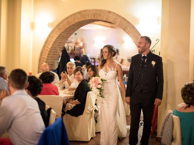 Il matrimonio di Dario e Federica a Chianni, Pisa 51