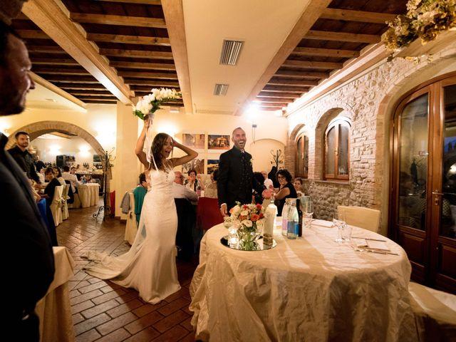 Il matrimonio di Dario e Federica a Chianni, Pisa 52