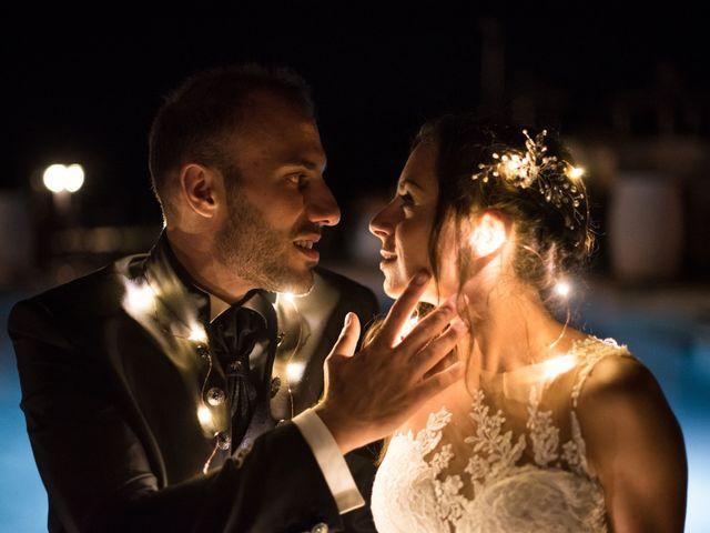 Il matrimonio di Dario e Federica a Chianni, Pisa 56
