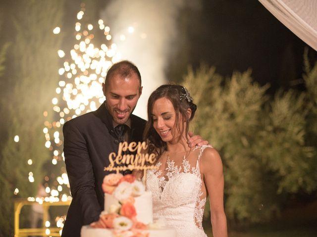 Il matrimonio di Dario e Federica a Chianni, Pisa 58