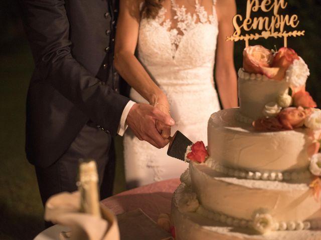 Il matrimonio di Dario e Federica a Chianni, Pisa 59