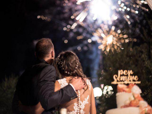 Il matrimonio di Dario e Federica a Chianni, Pisa 61