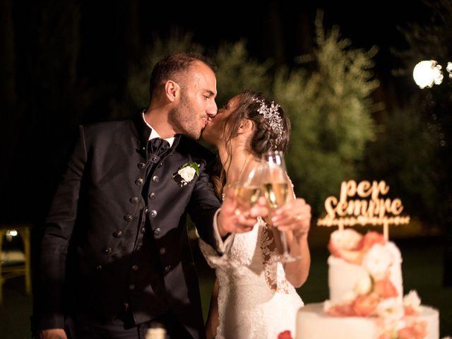 Il matrimonio di Dario e Federica a Chianni, Pisa 62