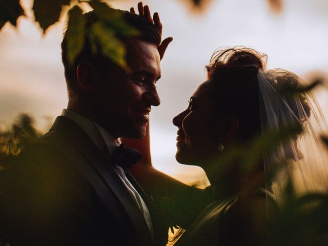Le nozze di Agnese e Enrico