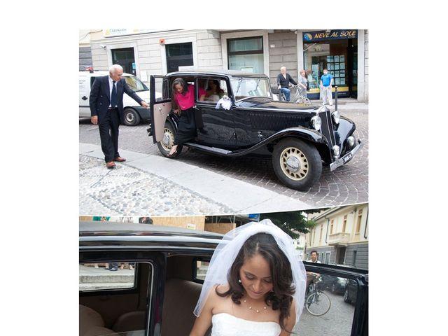 Il matrimonio di Paula e Alessandro a Abbiategrasso, Milano 6