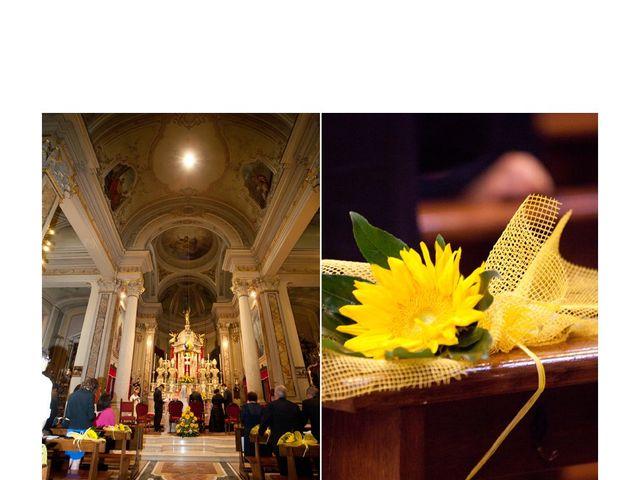 Il matrimonio di Paula e Alessandro a Abbiategrasso, Milano 9
