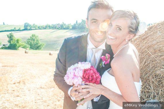Real Weddings Zola: Real Wedding, A Bologna