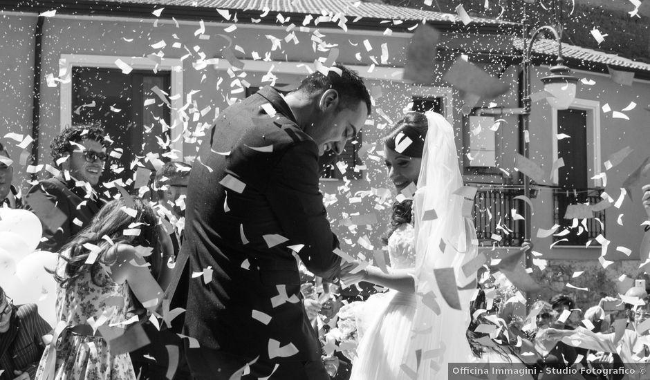 Il matrimonio di Maria Grazia e Gennaro a San Salvatore Telesino, Benevento
