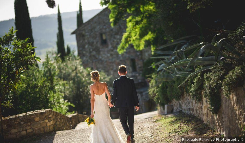 Il matrimonio di Carlo e Flavia a Firenze, Firenze