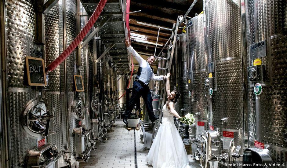 Il matrimonio di Alberto e Caterina a Piacenza, Piacenza